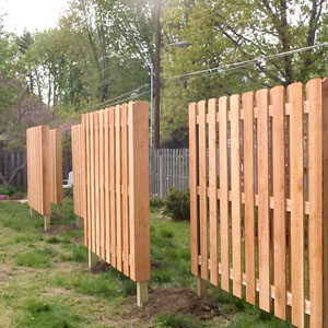 add ons - Decorative Fencing